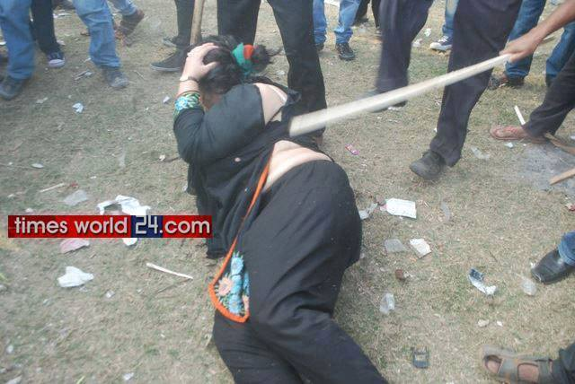 awami thugs attack a lawyer in Supreme Court in dhaka